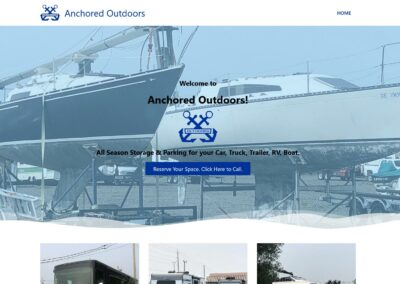 Anchored Outdoors