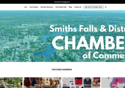 Smiths Falls Chamber