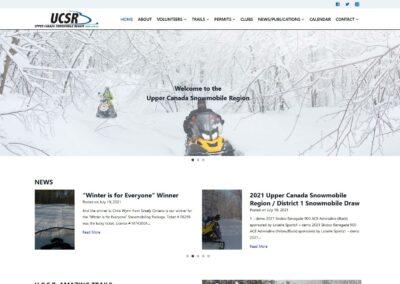 Upper Canada Snowmobile Region